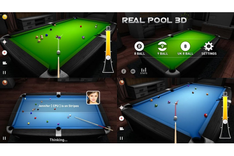 Real Pool 3D Apk | Android Games Download
