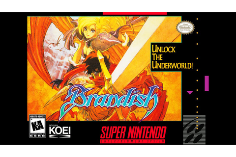 Is Brandish [SNES] Worth Playing Today? - SNESdrunk - YouTube