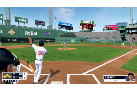 Exploring the Lack of Baseball Games on the Xbox One ...