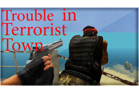 Trouble In Terrorist Town | 'A new game' | (Garry's Mod ...
