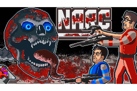 NARC (Arcade) James & Mike Mondays - YouTube