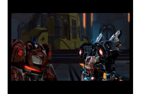 Transformers Cybertron Adventures -- Level 6-2 - YouTube