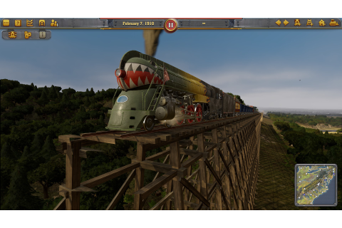 Railway Empire PC Review | GameWatcher