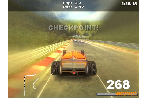 F1 Chequered Flag - Freegamearchive.com