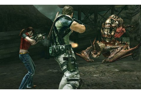 Resident Evil: The Mercenaries 3D Review for Nintendo 3DS ...