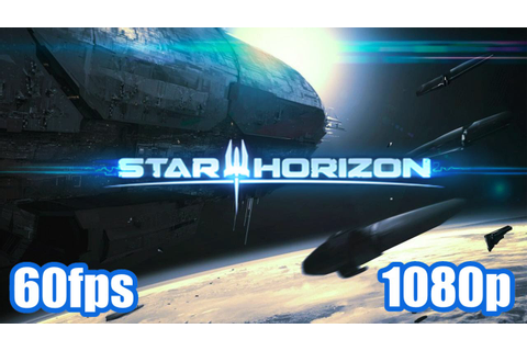 Star Horizon Gameplay - Space Shooter Indie PC Game 1080p ...