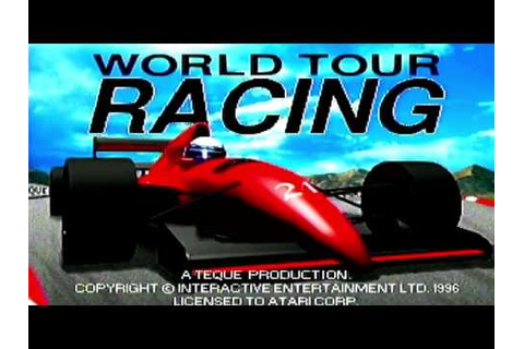 World Tour Racing Review for the Atari Jaguar CD by Second ...