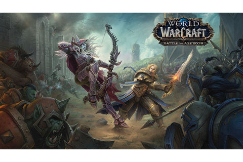 World of Warcraft: Battle for Azeroth immer aktuell
