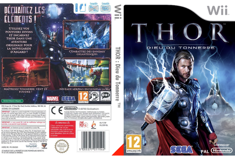 STHP8P - THOR: God of Thunder