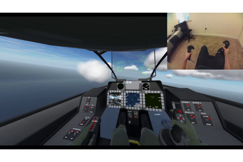 """VTOL VR"" Controls Demonstration (WIP VR game) - YouTube"