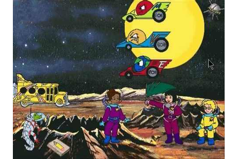 The Magic School Bus Lost in the Solar System Download ...