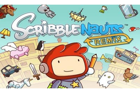 Scribblenauts Remix Full APK Android Game Download
