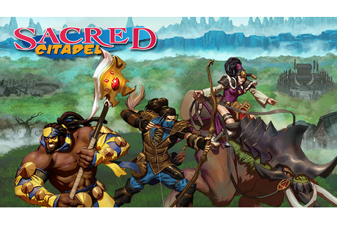 Sacred Citadel 2013 - Video Game - Free Full Version Games ...