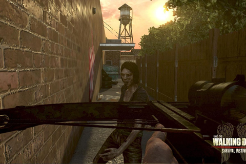 The Walking Dead: Survival Instinct on Wii U won't be ...