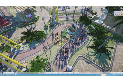 Planet Coaster: A theme park sim so good its developers ...