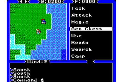 Play Ultima IV - Quest of the Avatar Sega Master System ...