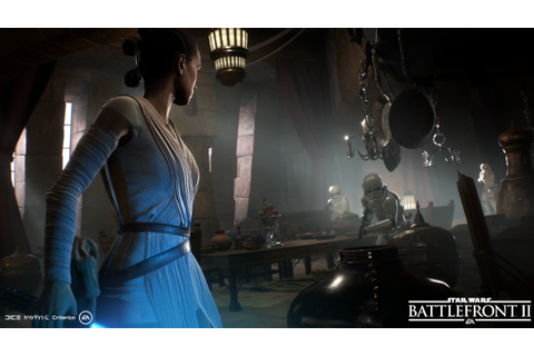 Star Wars: Battlefront 2's Single-Player Resurrects the ...