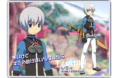 Summon Night Craft Sword Monogatari: Hajimari no Ishi ...