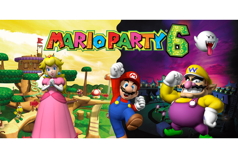 Mario Party 6 | Nintendo GameCube | Games | Nintendo