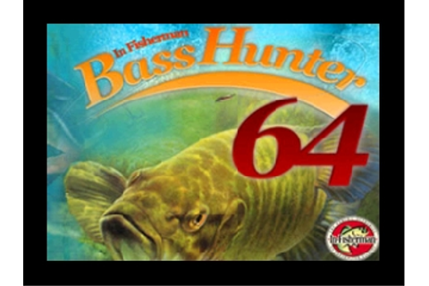 In-Fisherman - Bass Hunter 64 (USA) ROM