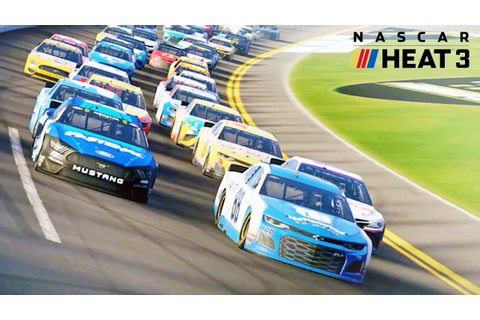 2019 Update! | NASCAR Heat 3 - YouTube