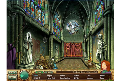 Play Samantha Swift and the Hidden Roses of Athena > Online Games ...