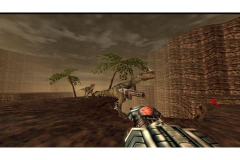 Turok and Turok 2 being remastered with enhanced graphics ...