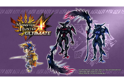 Monster Hunter 4 Ultimate full game free pc,...