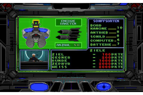 Zephyr Download (1994 Arcade action Game)