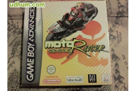 MOTO RACER ADVANCE - GAME BOY ADVANCE