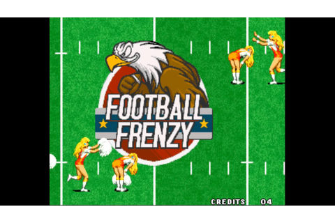 Football Frenzy (Arcade) - YouTube