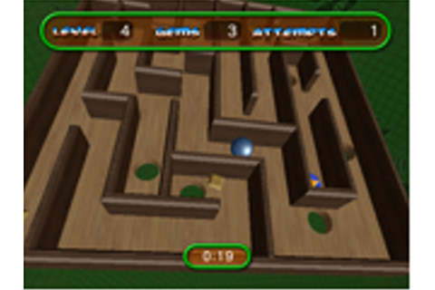 The Incredible Maze | WiiWare | Games | Nintendo