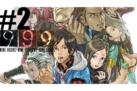 Zero Escape: 999: Nine Hours Nine Persons Nine Doors Let's ...