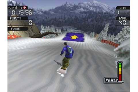 Play Cool Boarders 3 Sony PlayStation online | Play retro ...