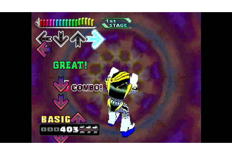 Dance Dance Revolution Konamix (PlayStation) Higher - YouTube