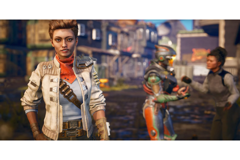 Obsidian's 'The Outer Worlds' is basically 'Fallout' in ...