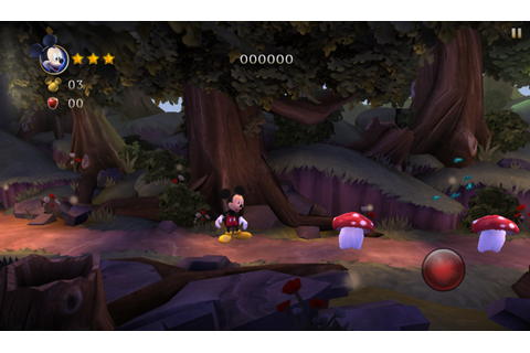 Castle of Illusion Starring Mickey Mouse Screenshots for ...