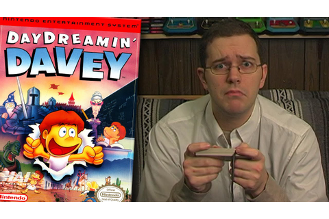 Day Dreamin Davey (NES) - Angry Video Game Nerd (AVGN ...