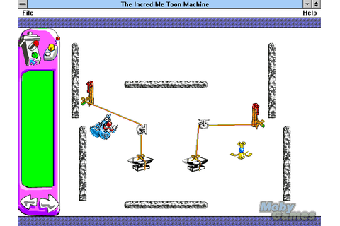 Download The Incredible Toon Machine (Mac) - My Abandonware