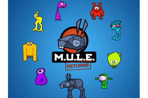 M.U.L.E. Returns for Android - Download APK free