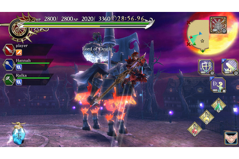 Ragnarok Odyssey ACE PlayStation®Vita the Best full game ...