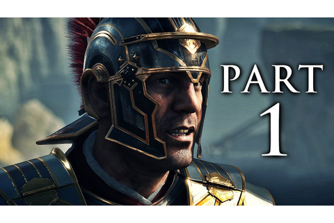 Ryse Son of Rome Gameplay Walkthrough Part 1 - The ...