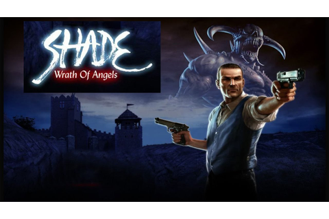 Shade Wrath of Angels All Cutscenes Gameplay - YouTube