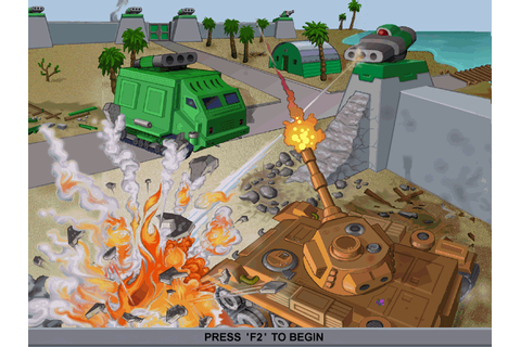 Download Return Fire (Windows) - My Abandonware