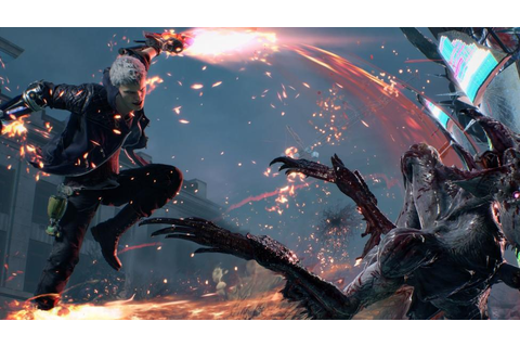 Devil May Cry 5 Director States the Game Takes about 15-16 ...