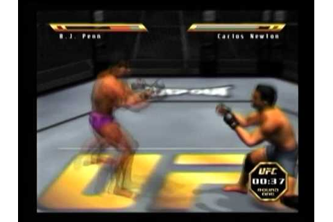"PSM2 reviews: ""UFC Throwdown"" (PS2) - YouTube"