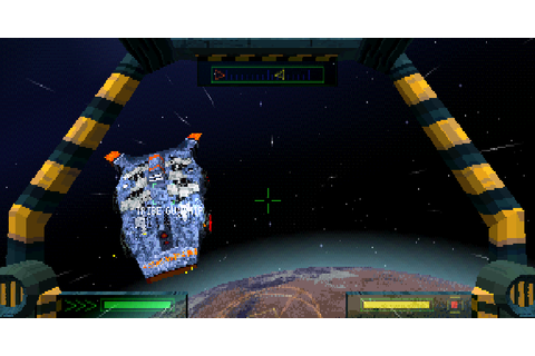 Play retro games online: Colony Wars: Vengeance PS1