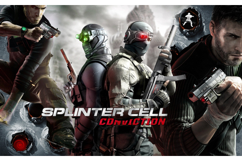Tom Clancy's Splinter Cell Conviction PC Game Free Download