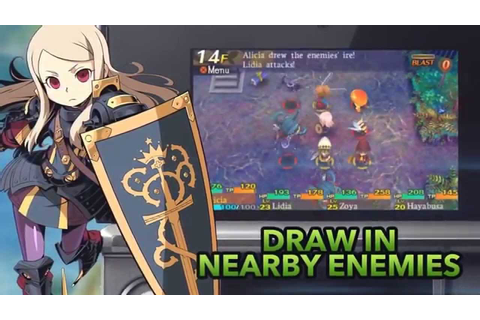Etrian Mystery Dungeon: Protector and 10 Weeks of Giveaway ...