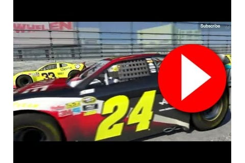 NASCAR Unleashed HD Video Game Trailer - PS3 X360 Wii 3DS ...
